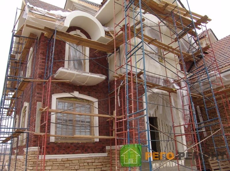 Дома с мансардой проекты, фото, планировка