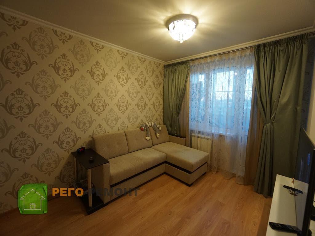 Цены на ремонт типовых квартир П-3