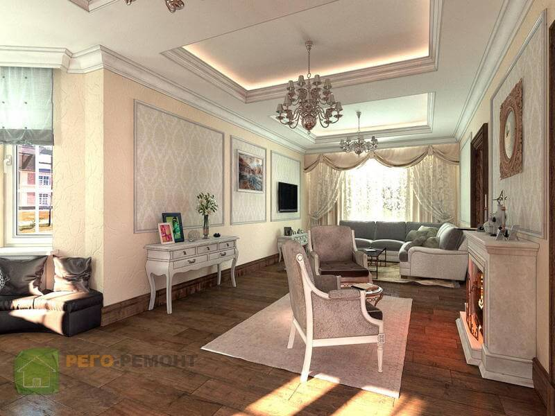 Ремонт квартир в новостройке под ключ с нуля в Москве